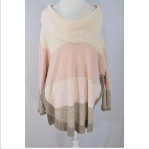 United States Sweaters Cowl Neck Oversized Sweater